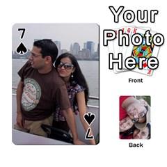 Newyork Trip By Jitesh Kumar   Playing Cards 54 Designs   3uqoer5z6dgl   Www Artscow Com Front - Spade7