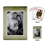 Old Vintage Playing Cards 4 - Playing Cards Single Design