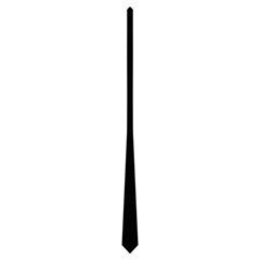 Plain Tiled Tie Black Background By Jen   Necktie (two Side)   Fcgdnu3f11gw   Www Artscow Com Back