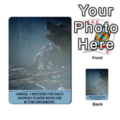 The Things! 5 6 Player Expansion  By Mark Chaplin   Multi Purpose Cards (rectangle)   Fsj6s82qrtpn   Www Artscow Com Front 21