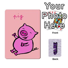 Memory Game With Your Own Photos   Playing Cards By Carmensita   Playing Cards 54 Designs   0o2xfgec09q2   Www Artscow Com Front - Club2
