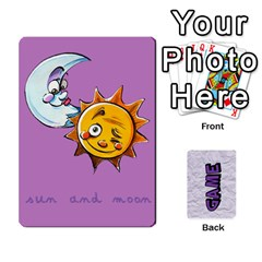Memory Game With Your Own Photos   Playing Cards By Carmensita   Playing Cards 54 Designs   0o2xfgec09q2   Www Artscow Com Front - Club4