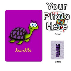 Memory Game With Your Own Photos   Playing Cards By Carmensita   Playing Cards 54 Designs   0o2xfgec09q2   Www Artscow Com Front - Spade7