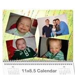 Farr Cal 18mos2011 - Wall Calendar 11  x 8.5  (18 Months)
