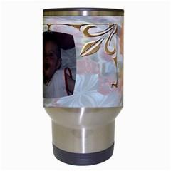 Travel Cup1 By Joan T   Travel Mug (white)   1jwpibm6lkzc   Www Artscow Com Center