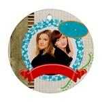 Friendship - Ornament (Round)