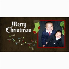 Christmas Cards1 By Sheena   4  X 8  Photo Cards   Tdwgauuxgqff   Www Artscow Com 8 x4 Photo Card - 1