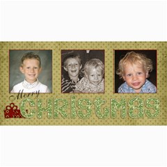 Christmas Cards1 By Sheena   4  X 8  Photo Cards   Tdwgauuxgqff   Www Artscow Com 8 x4 Photo Card - 4