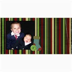 Christmas Cards1 By Sheena   4  X 8  Photo Cards   Tdwgauuxgqff   Www Artscow Com 8 x4 Photo Card - 9