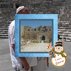 Happy Holidays Christmas Photocube By Catvinnat   Magic Photo Cube   O7u9lgcqw7a0   Www Artscow Com Side 5