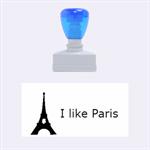 I like Paris - Rubber Stamp (Medium)