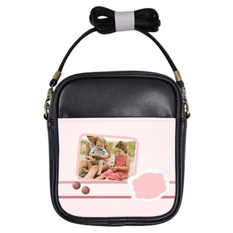 Pink By Joely   Girls Sling Bag   Wxhneo4tlxab   Www Artscow Com Front