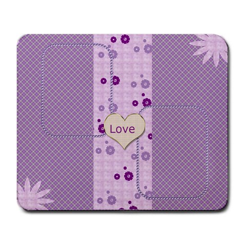 Love By Nelly   Large Mousepad   G2mbkxgbnxb2   Www Artscow Com Front