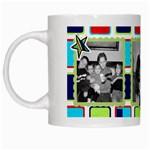 mug 1 - White Mug