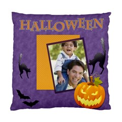 Halloween  By Joely   Standard Cushion Case (two Sides)   Y8fqowel5xjk   Www Artscow Com Back