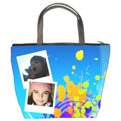 Colorful Bag By Jorge   Bucket Bag   Dhse3l9qf67o   Www Artscow Com Back