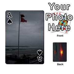 Ace 2009 Destin Final By Laura Rejko   Playing Cards 54 Designs   Ek14aawfjjrr   Www Artscow Com Front - SpadeA