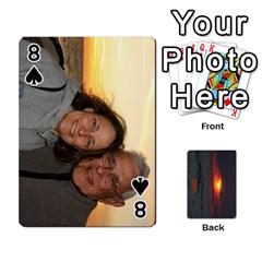 2009 Destin Final By Laura Rejko   Playing Cards 54 Designs   Ek14aawfjjrr   Www Artscow Com Front - Spade8