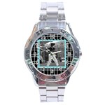 Men s watch 1 - Stainless Steel Analogue Watch