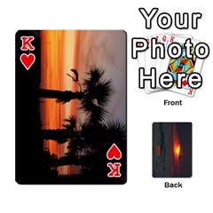 King 2009 Destin Final Final By Laura Rejko   Playing Cards 54 Designs   V4sdmxjuauau   Www Artscow Com Front - HeartK