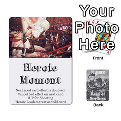 Band Of Brothers Cards3 By Dave   Playing Cards 54 Designs   N1bkwq62ymkf   Www Artscow Com Front - Diamond8