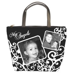 2010 Kids Purse By Angie   Bucket Bag   2bv9sao747js   Www Artscow Com Front
