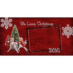 Vintage Christmas Mix Match Magic Cube #2 By Ellan   Magic Photo Cube   52qqdfe4c1qm   Www Artscow Com Long Side 1