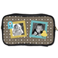 Little Monster Cosmetic Bag 1 By Martha Meier   Toiletries Bag (two Sides)   Gxmp2dx71ec6   Www Artscow Com Front