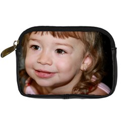 Kiley Camera Case  Grandma By Diana Metzger   Digital Camera Leather Case   Rz2ks5rz7ria   Www Artscow Com Front