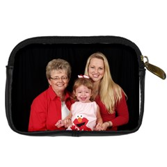 Kiley Camera Case  Grandma By Diana Metzger   Digital Camera Leather Case   Rz2ks5rz7ria   Www Artscow Com Back