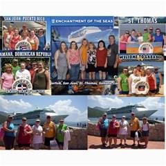 Cruise 2010 2 By Miranda   Collage 8  X 10    6r0ugf07fm5s   Www Artscow Com 10 x8 Print - 3