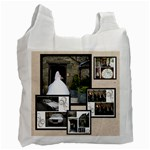 Fantasia wedding multi frame recycle bag 2 sides - Recycle Bag (Two Side)