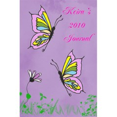 By Elizabeth   5 5  X 8 5  Notebook   N67engzkogas   Www Artscow Com Front Cover
