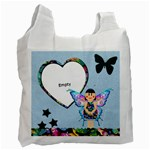 Fairy tales BLUE - BAG - Recycle Bag (One Side)