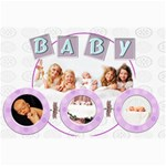 18x12 baby canvas template - Canvas 12  x 18