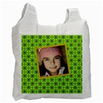 Jorge s Green Bag - Recycle Bag (One Side)