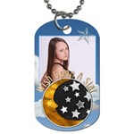 Wish Upon A Star 2-Sided Dog Tag - Dog Tag (Two Sides)