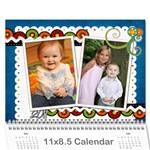 Higgins 2011 Calendar - Wall Calendar 11  x 8.5  (12-Months)