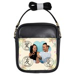 Friends, Laugh, Love Girls Sling Bag
