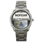 No Fear Sport Metal Watch
