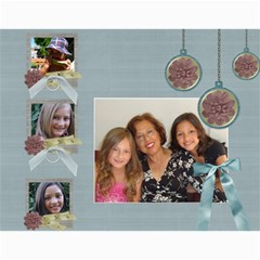 Moms Family Calender By Michelle   Wall Calendar 11  X 8 5  (12 Months)   Rogttghaye4w   Www Artscow Com Month
