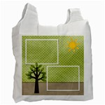 Recycle Bag (One Side-)template-Summer2 - Recycle Bag (One Side)