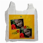 Recycle Bag (One Side-)template-Summer6 - Recycle Bag (One Side)