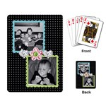deck of cards 4 - Playing Cards Single Design