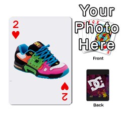 Dc Cards By Luvbugerin   Playing Cards 54 Designs   Vm628eqa6hb1   Www Artscow Com Front - Heart2
