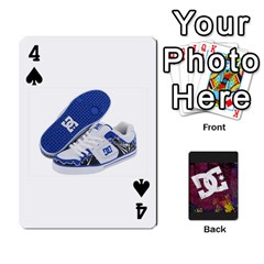 Dc Cards By Luvbugerin   Playing Cards 54 Designs   Vm628eqa6hb1   Www Artscow Com Front - Spade4