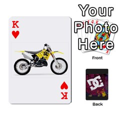 King Dc Cards By Luvbugerin   Playing Cards 54 Designs   Vm628eqa6hb1   Www Artscow Com Front - HeartK