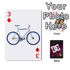 Dc Cards By Luvbugerin   Playing Cards 54 Designs   Vm628eqa6hb1   Www Artscow Com Front - Diamond3