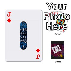 Jack Dc Cards By Luvbugerin   Playing Cards 54 Designs   Vm628eqa6hb1   Www Artscow Com Front - DiamondJ