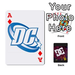 Ace Dc Cards By Luvbugerin   Playing Cards 54 Designs   Vm628eqa6hb1   Www Artscow Com Front - DiamondA